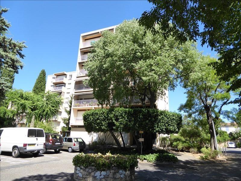 Sale apartment Nimes 108000€ - Picture 1