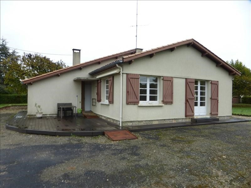 Location maison / villa Caussade 730€ CC - Photo 1