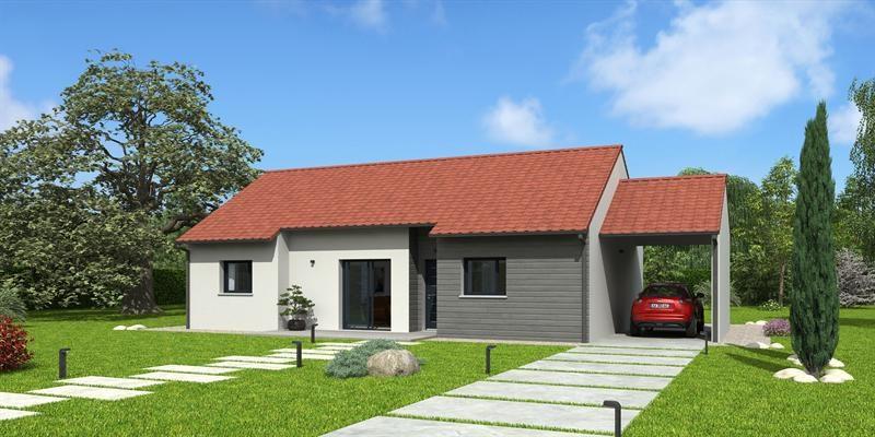 Maison  3 pièces + Terrain 780 m² Paladru (38850) par NATILIA GRENOBLE