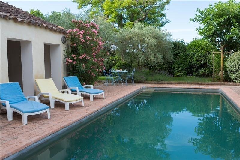 Deluxe sale house / villa Vacqueyras 590000€ - Picture 2