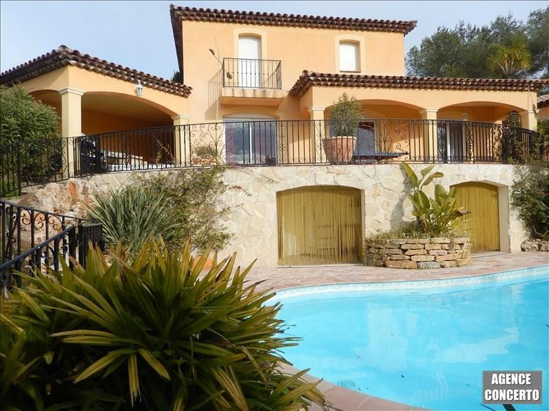 Verkauf von luxusobjekt haus Roquebrune sur argens 840000€ - Fotografie 5
