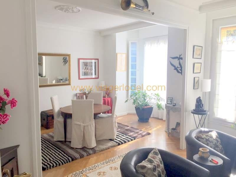 Lijfrente  appartement Nice 95000€ - Foto 2