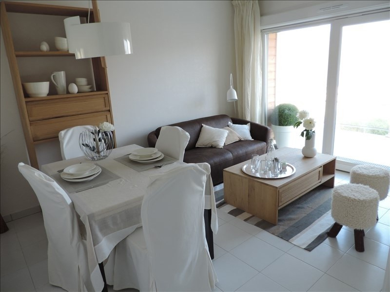 Vente appartement Fort mahon plage 164000€ - Photo 2