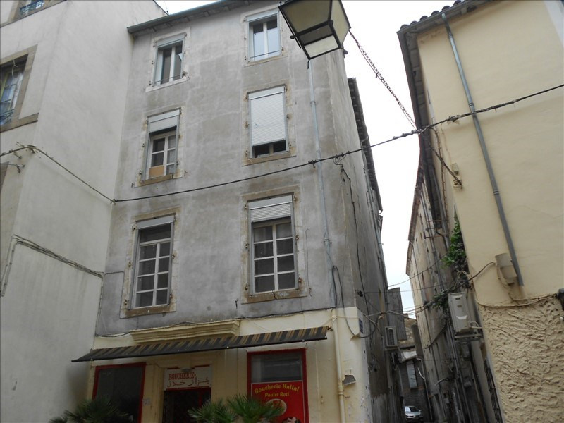 Vente immeuble Lodeve 92000€ - Photo 1