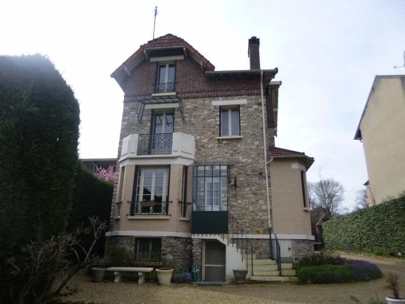 Vente maison / villa Montmorency 630000€ - Photo 1