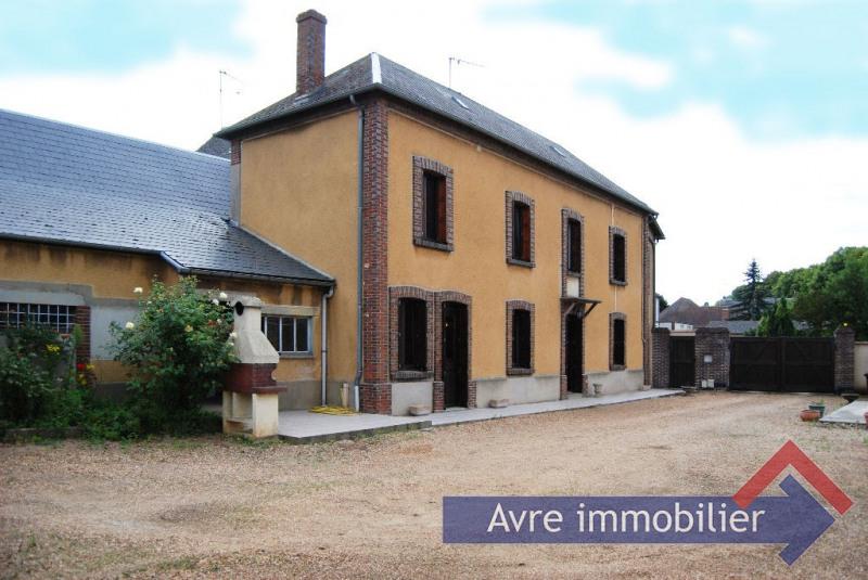 Sale house / villa Verneuil d avre et d iton 185000€ - Picture 1
