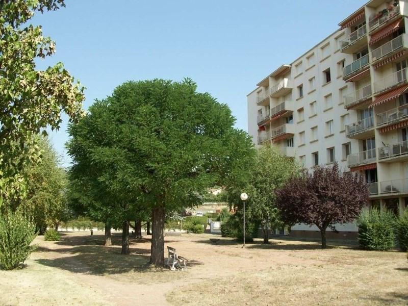 Sale apartment Villerest 55000€ - Picture 1