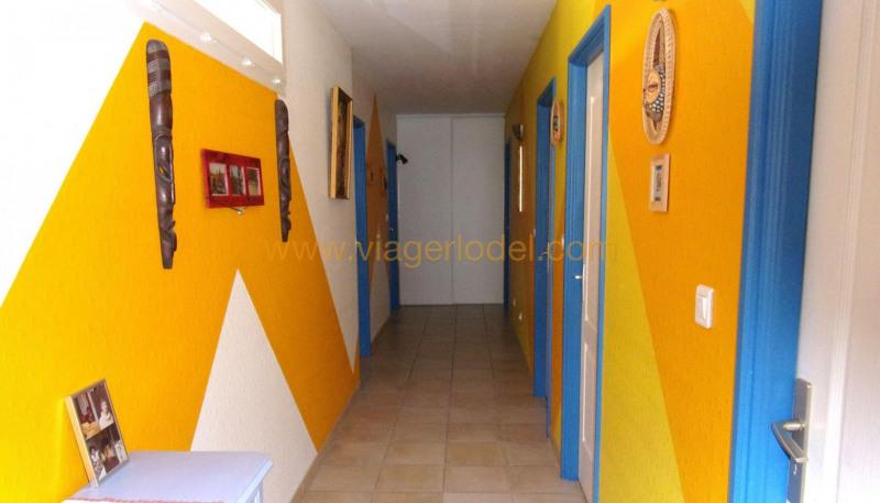 Vendita nell' vitalizio di vita casa Bizanet 65000€ - Fotografia 10