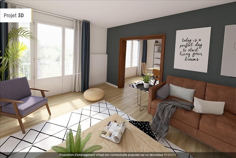 Vente appartement Bordeaux 170000€ - Photo 1