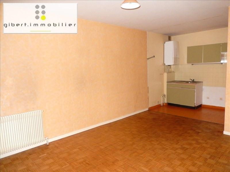 Location appartement Le puy en velay 331,75€ CC - Photo 1