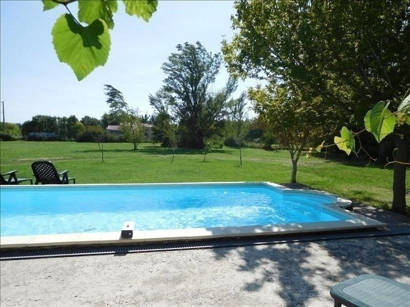 Vente maison / villa Aubignan 355000€ - Photo 2