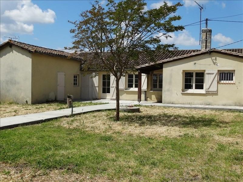 Vente maison / villa Macau 283500€ - Photo 1