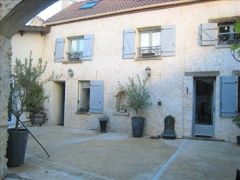 Vente de prestige maison / villa Chanteloup les vignes 415000€ - Photo 6