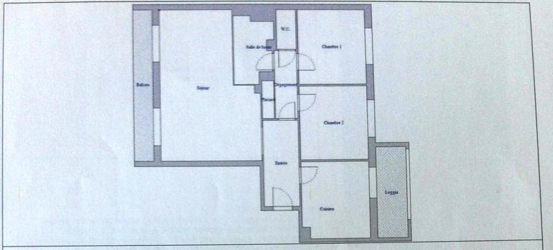 Sale apartment Decines charpieu 149000€ - Picture 1