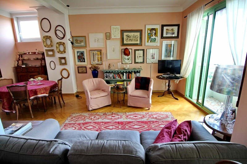 Sale apartment Nice 380000€ - Picture 3