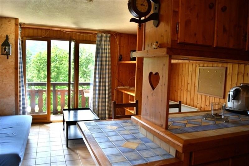 Venta  apartamento Mont saxonnex 111500€ - Fotografía 2