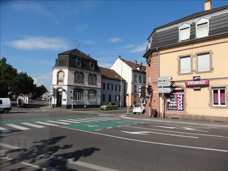 Produit d'investissement immeuble Colmar 287000€ - Photo 2