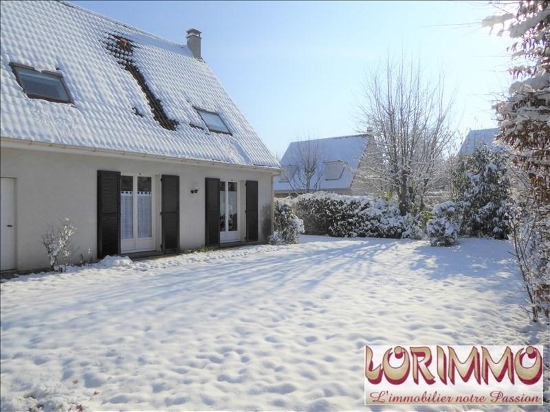 Vente maison / villa Mennecy 322000€ - Photo 8