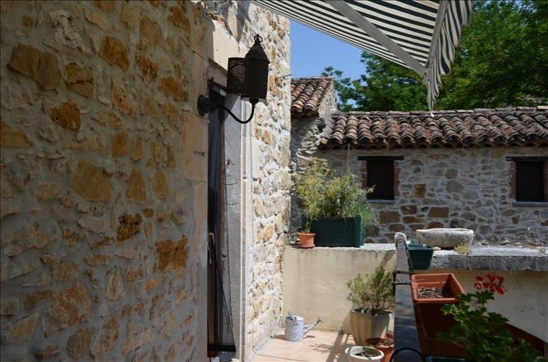 Vente maison / villa Vallon pont d arc 315000€ - Photo 7