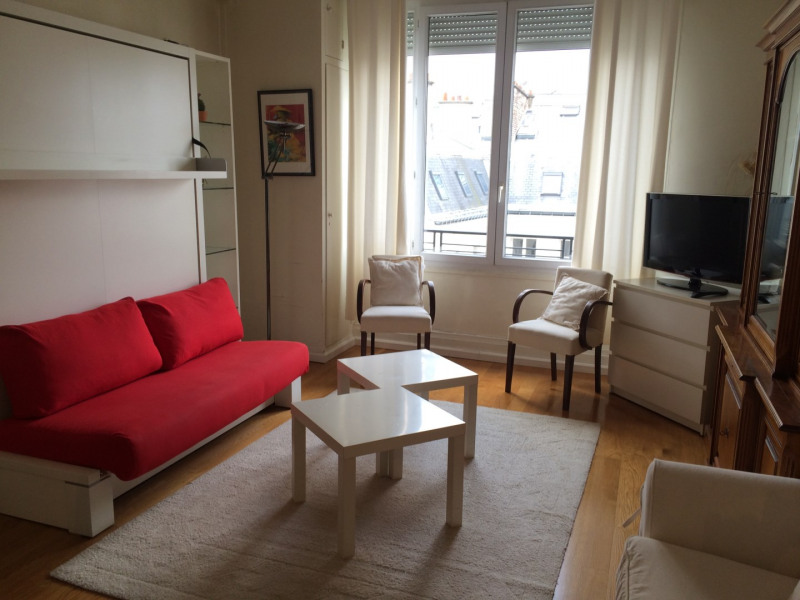 Rental apartment Paris 8ème 1 590€ +CH - Picture 1