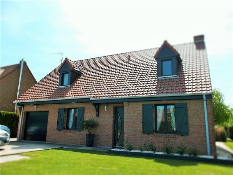 Vente maison / villa Mont bernanchon 203000€ - Photo 1