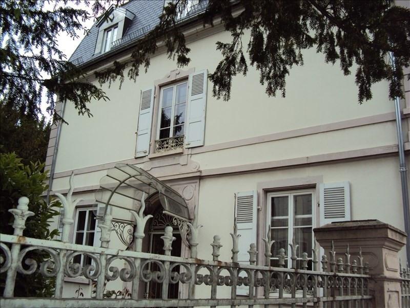Vente de prestige maison / villa Mulhouse 630000€ - Photo 1