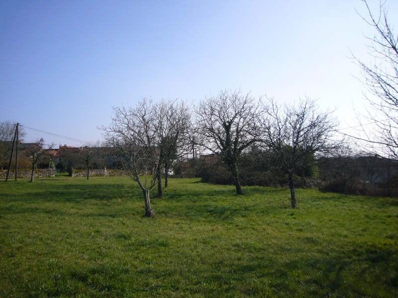Sale site Bourdeilles 34000€ - Picture 2