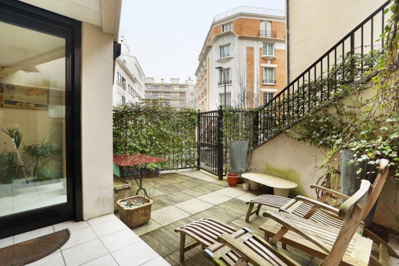 Vente de prestige appartement Paris 19ème 995000€ - Photo 12