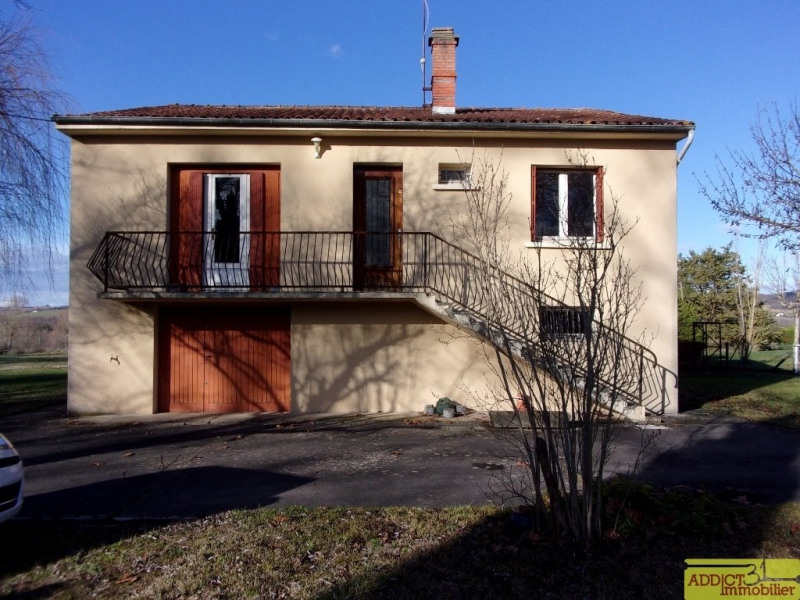 Vente maison / villa Briatexte 165 000€ - Photo 1