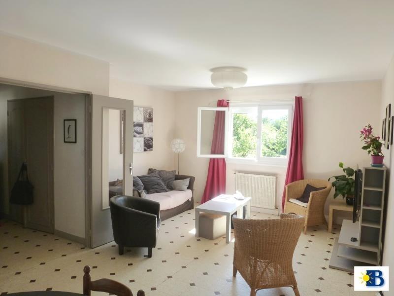Vente maison / villa Chatellerault 118720€ - Photo 1