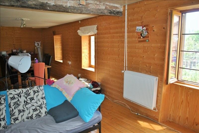 Vendita casa Commelle vernay 127000€ - Fotografia 4