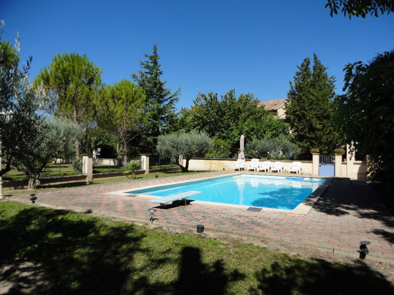 Deluxe sale house / villa Althen des paluds 1 495 000€ - Picture 3