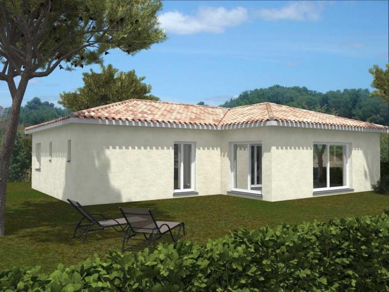Maison  4 pièces + Terrain 630 m² Beaulieu par Domitia Construction