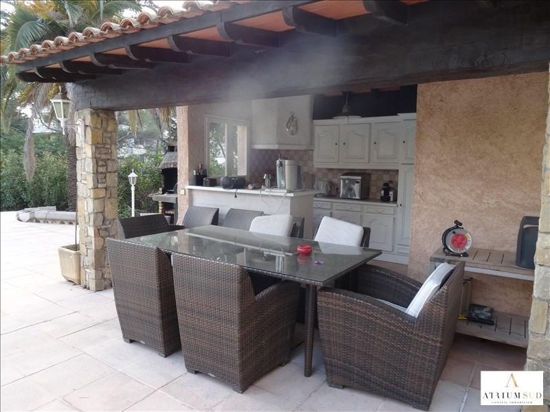 Deluxe sale house / villa St raphael 759000€ - Picture 10