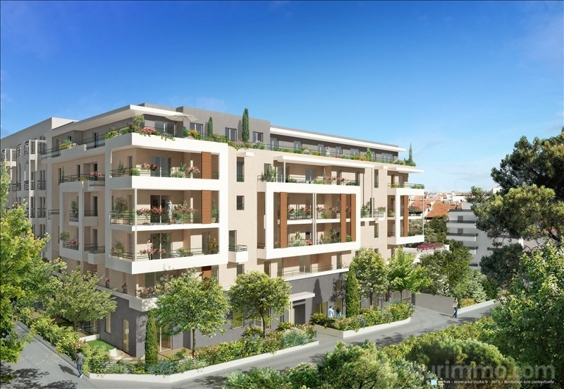 Deluxe sale apartment Juan les pins 570 000€ - Picture 1