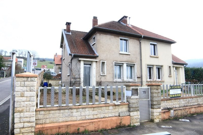 Vente maison / villa Custines 132000€ - Photo 1