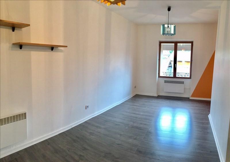 Alquiler  apartamento Bourgoin jallieu 480€ CC - Fotografía 1