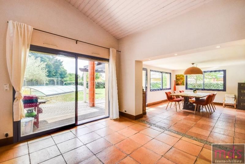 Vente de prestige maison / villa Montrabe proximite 736000€ - Photo 12