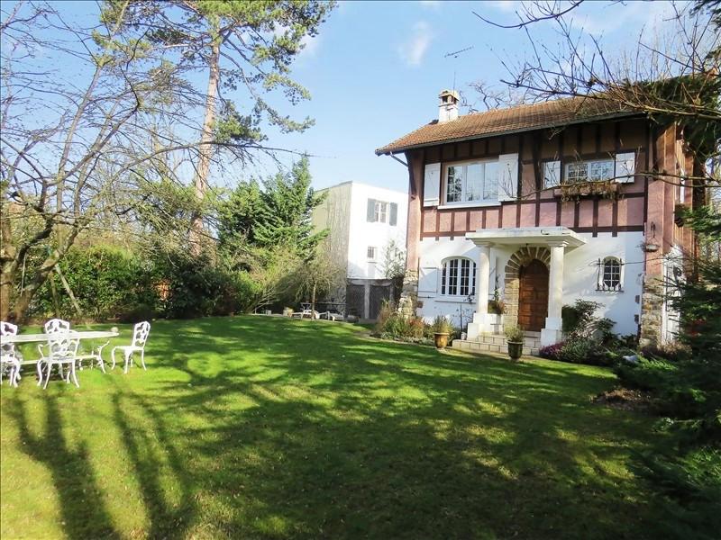 Deluxe sale house / villa Maisons-laffitte 1350000€ - Picture 2