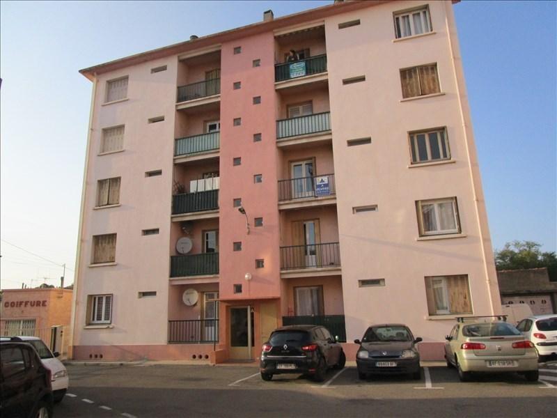 Vente appartement Carcassonne 69500€ - Photo 1