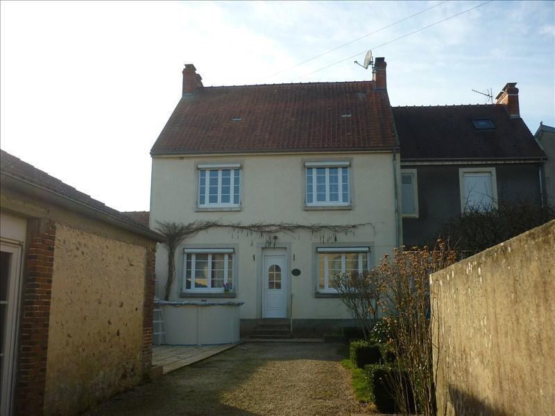 Vente maison / villa Tourouvre 106000€ - Photo 1