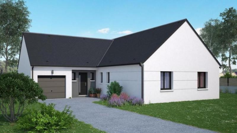 Maison  5 pièces + Terrain 687 m² Chapelle-Huon par maisons ericlor