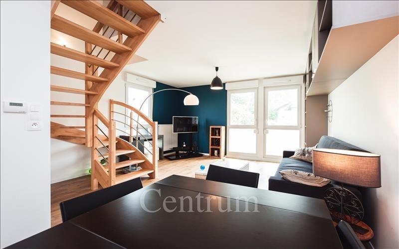 Verkoop  appartement Metz 190900€ - Foto 1