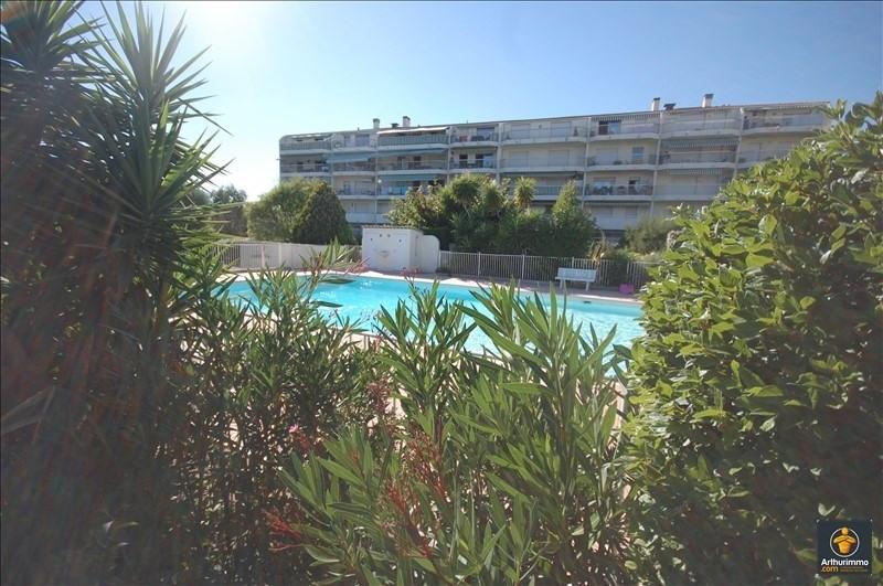 Sale apartment Frejus 96000€ - Picture 1