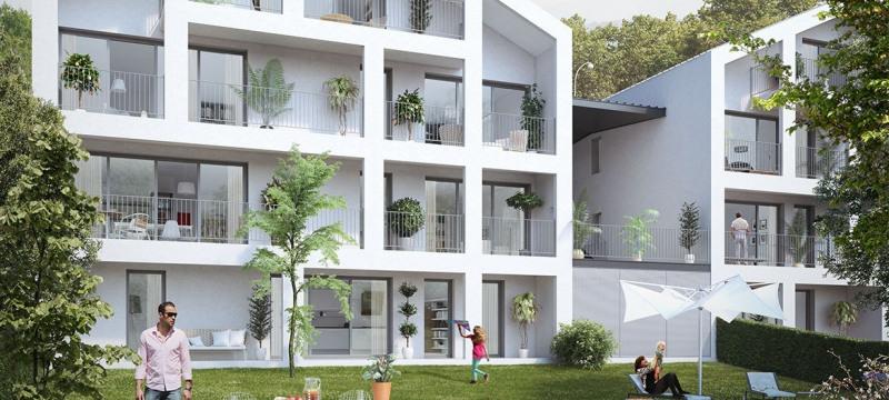 Horizons programme immobilier neuf passy partir de 97 - La poste passy ...
