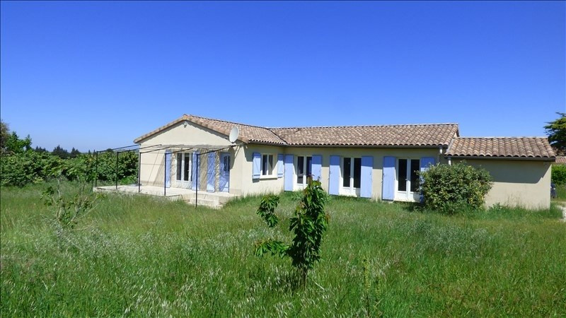 Vente maison / villa Sablet 300 000€ - Photo 1