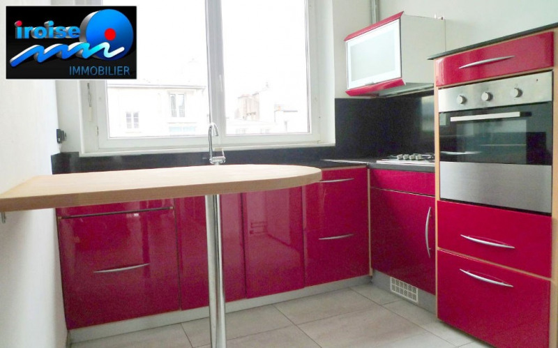 Vente appartement Brest 128000€ - Photo 2