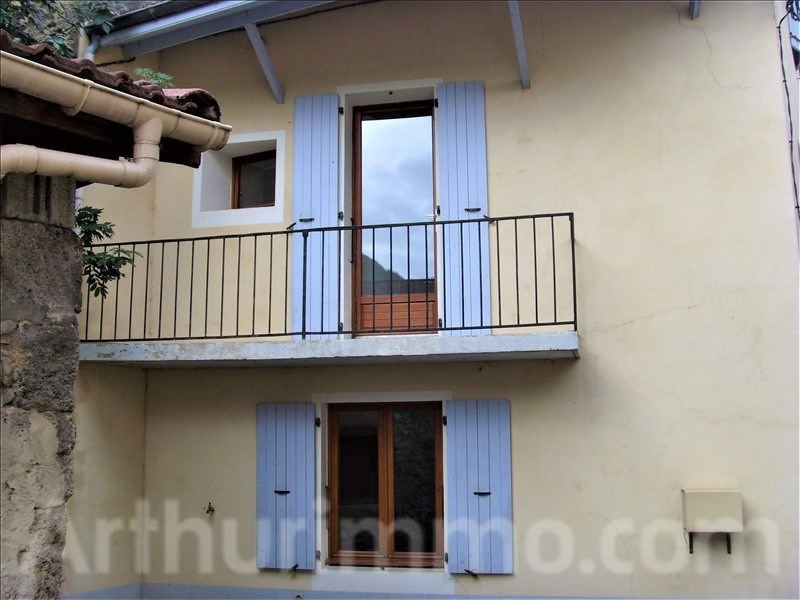 Vente maison / villa St jean en royans 59 500€ - Photo 1