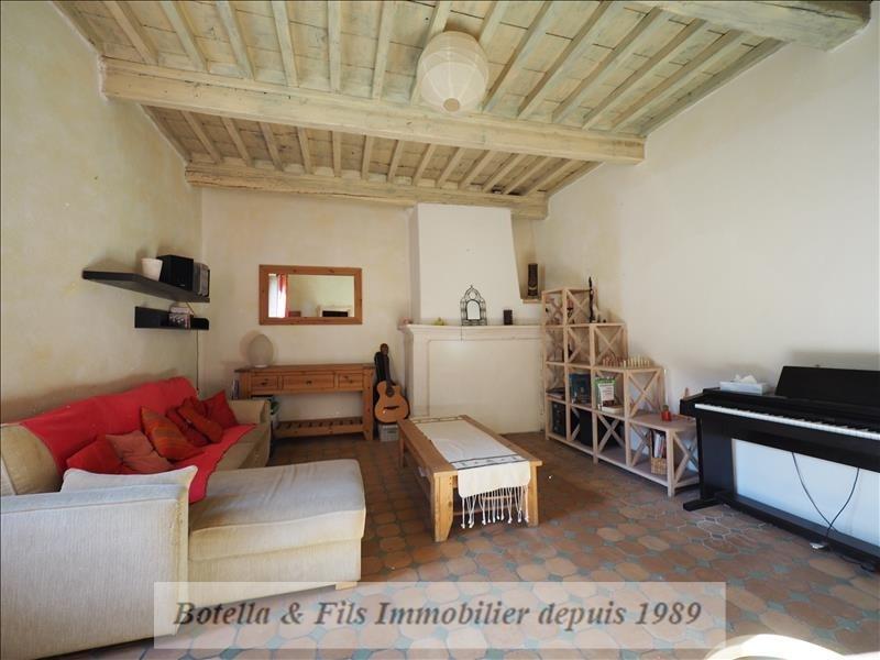Venta  casa Goudargues 187250€ - Fotografía 1