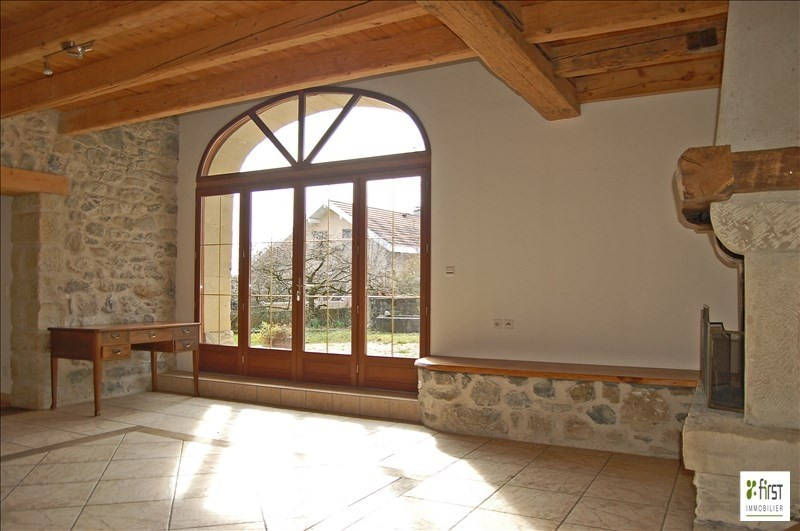 Deluxe sale house / villa Cernex 660 000€ - Picture 2